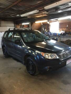 2009 Subaru Forester for sale at Lavictoire Auto Sales in West Rutland VT