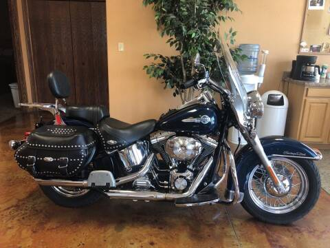 2002 Harley-Davidson Heritage Softail  for sale at Tommy's Car Lot in Chadron NE
