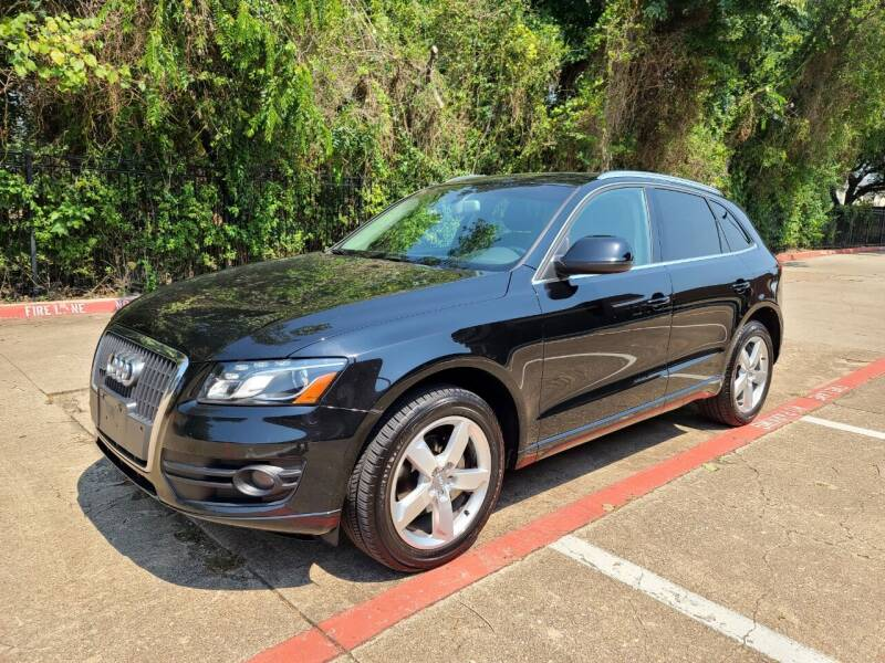 2012 Audi Q5 for sale at DFW Autohaus in Dallas TX