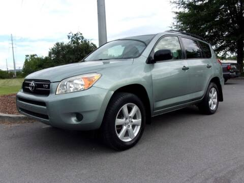 2007 Toyota RAV4 for sale at Unique Auto Brokers in Kingsport TN