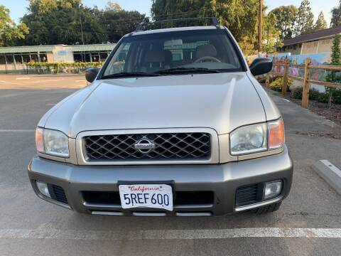 2001 Nissan Pathfinder for sale at Goleta Motors in Goleta CA