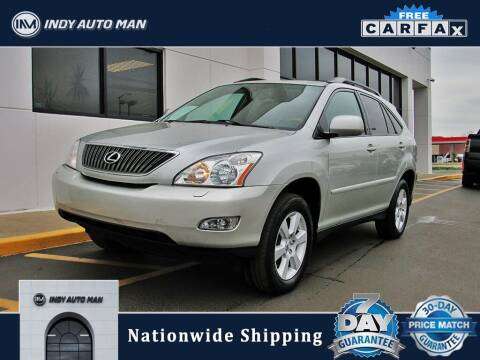 2007 Lexus RX 350 for sale at INDY AUTO MAN in Indianapolis IN