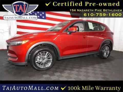 2018 Mazda CX-5 for sale at Taj Auto Mall in Bethlehem PA