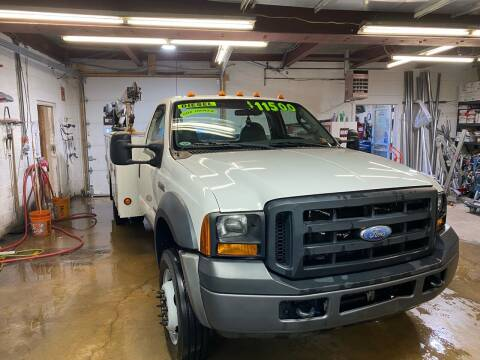2007 Ford F-450 Super Duty for sale at Ginters Auto Sales in Camp Hill PA
