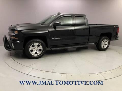 2017 Chevrolet Silverado 1500 for sale at J & M Automotive in Naugatuck CT