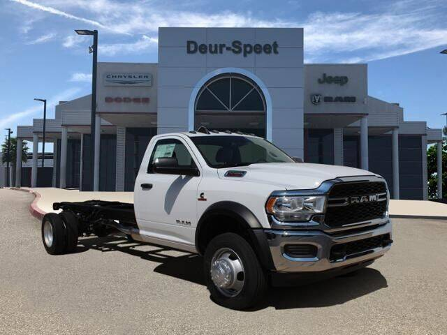 2021 RAM Ram Chassis 5500 for sale in Fremont, MI