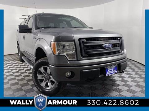 2013 Ford F-150 for sale at Wally Armour Chrysler Dodge Jeep Ram in Alliance OH
