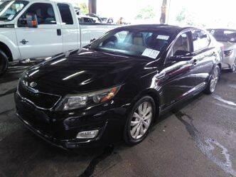 2015 Kia Optima for sale at Paradise Motor Sports LLC in Lexington KY
