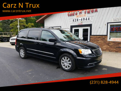2013 Chrysler Town and Country for sale at Carz N Trux in Twin Lake MI