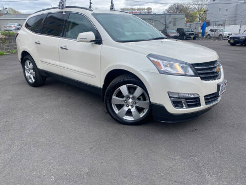2015 Chevrolet Traverse for sale at PRNDL Auto Group in Irvington NJ