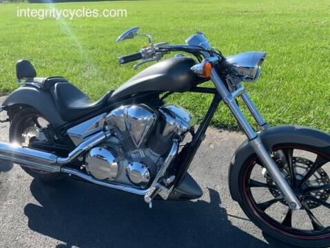 2010 Honda Fury for sale at INTEGRITY CYCLES LLC in Columbus OH