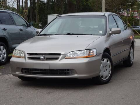1998 Honda Accord for sale at Deal Maker of Gainesville in Gainesville FL