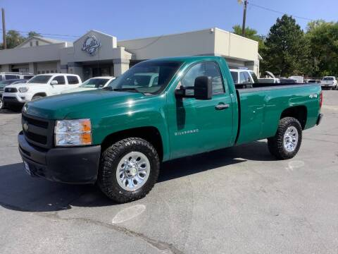 2010 Chevrolet Silverado 1500 for sale at Beutler Auto Sales in Clearfield UT