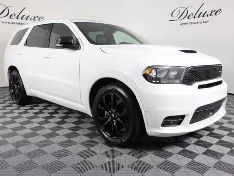 2019 Dodge Durango for sale at DeluxeNJ.com in Linden NJ