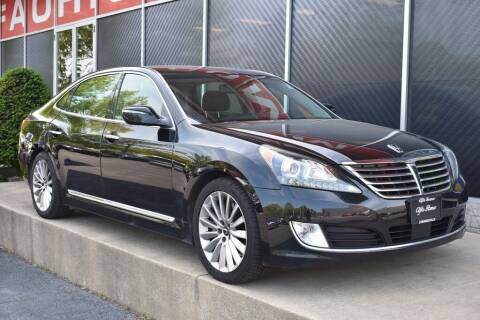 2014 Hyundai Equus for sale at Alfa Romeo & Fiat of Strongsville in Strongsville OH