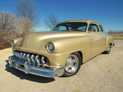 1951 Desoto S15 for sale at KC Classic Cars in Kansas City MO