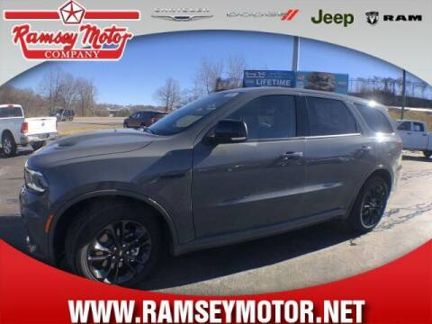 2021 Dodge Durango for sale at RAMSEY MOTOR CO in Harrison AR