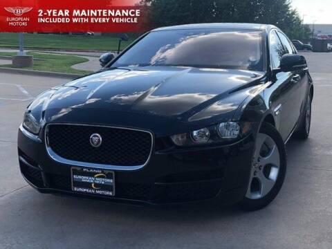 2018 Jaguar XE for sale at European Motors Inc in Plano TX