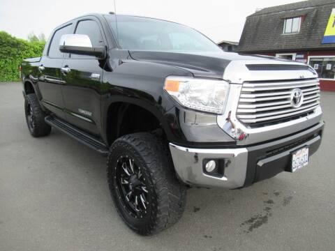 2015 Toyota Tundra for sale at Tonys Toys and Trucks in Santa Rosa CA