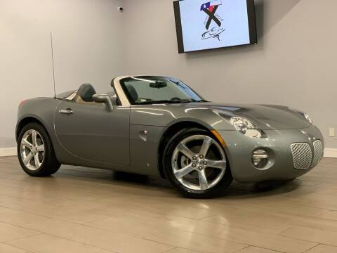 2006 Pontiac Solstice for sale at TX Auto Group in Houston TX