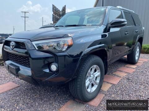 2017 Toyota 4Runner for sale at Modern Motorcars in Nixa MO