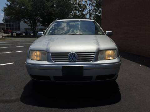 2002 Volkswagen Jetta for sale at Fredericksburg Auto Finance Inc. in Fredericksburg VA