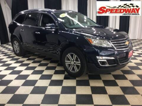 2017 Chevrolet Traverse for sale at SPEEDWAY AUTO MALL INC in Machesney Park IL