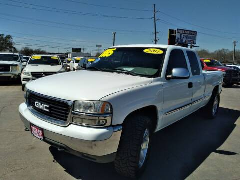 2001 GMC Sierra 1500 for sale at Taylor Trading Co in Beaumont TX