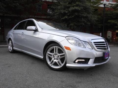 2011 Mercedes-Benz E-Class for sale at H & R Auto in Arlington VA
