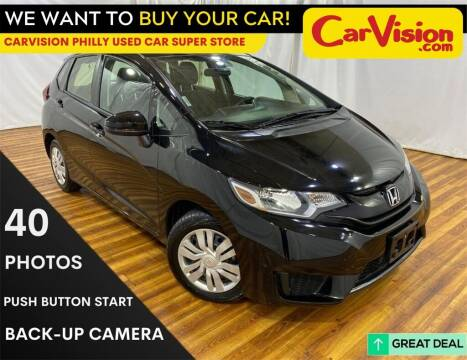 2016 Honda Fit for sale at Car Vision Mitsubishi Norristown - Car Vision Philly Used Car SuperStore in Philadelphia PA