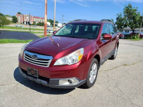 2012 Subaru Outback for sale at Auto Hub in Grandview MO