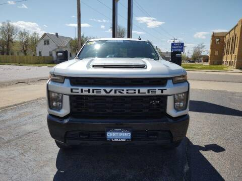 2020 Chevrolet Silverado 2500HD for sale at Lewis Chevrolet Buick of Liberal in Liberal KS