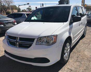 2014 Dodge Grand Caravan for sale at Fiesta Motors Inc in Las Cruces NM
