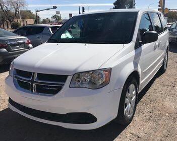 2014 Dodge Grand Caravan for sale at Fiesta Motors Inc in Las Cruces NM