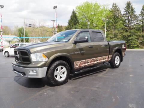 2012 RAM Ram Pickup 1500 for sale at Patriot Motors in Cortland OH