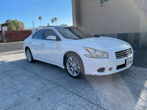2011 Nissan Maxima for sale at Exceptional Motors in Sacramento CA