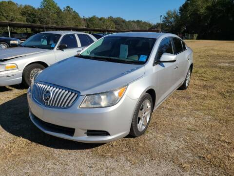 2010 Buick LaCrosse for sale at Mott's Inc Auto in Live Oak FL