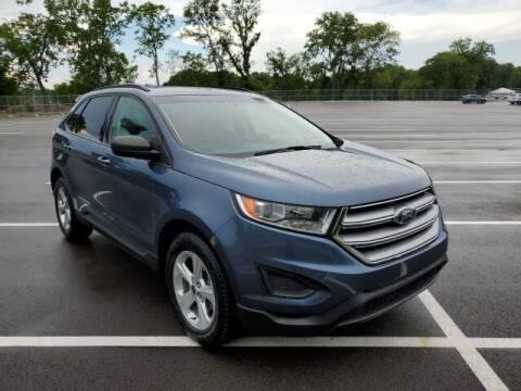 2018 Ford Edge for sale at CON ALVARO ¡TODOS CALIFICAN!™ in Columbia TN