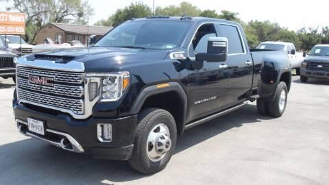 2021 GMC Sierra 3500HD for sale at 277 Motors in Hawley TX