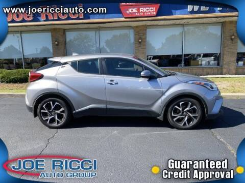 2018 Toyota C-HR for sale at JOE RICCI AUTOMOTIVE in Clinton Township MI