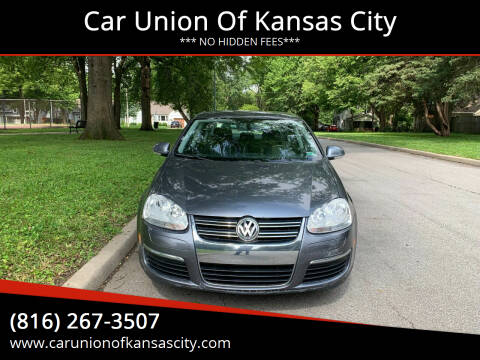 2009 Volkswagen Jetta for sale at Car Union Of Kansas City in Kansas City MO