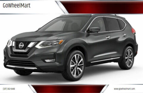 2020 Nissan Rogue for sale at GOWHEELMART in Available In LA