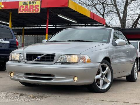 2004 Volvo C70 for sale at Cash Car Outlet in Mckinney TX