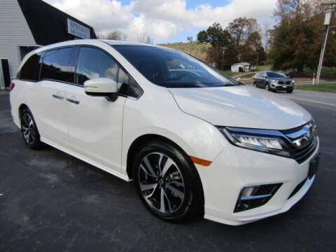 2020 Honda Odyssey for sale at Specialty Car Company in North Wilkesboro NC