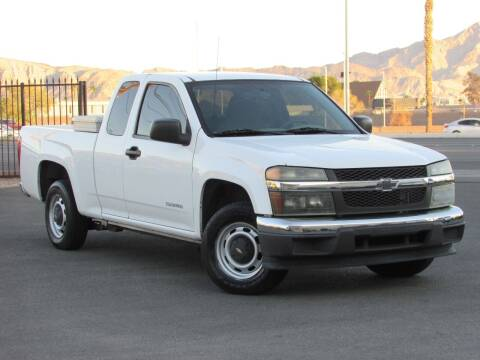 2004 Chevrolet Colorado for sale at Best Auto Buy in Las Vegas NV