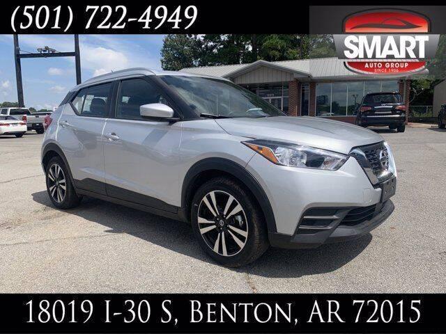 2020 Nissan Kicks for sale at Smart Auto Sales of Benton in Benton AR