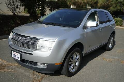 2010 Lincoln MKX for sale at Sports Plus Motor Group LLC in Sunnyvale CA