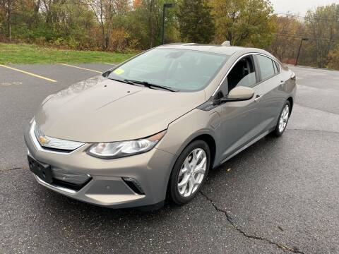 2017 Chevrolet Volt for sale at Broadway Motor Sales and Auto Brokers in North Chelmsford MA