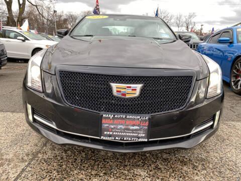 2015 Cadillac ATS for sale at Nasa Auto Group LLC in Passaic NJ