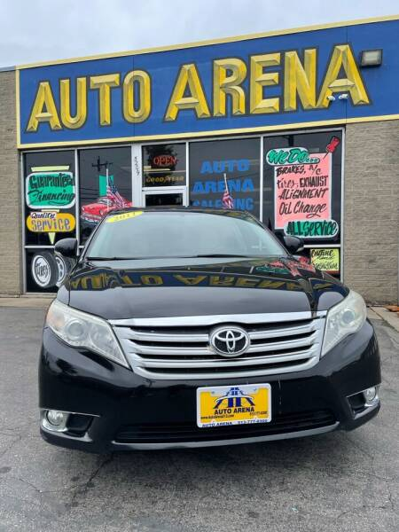 2011 Toyota Avalon for sale at Auto Arena in Fairfield OH